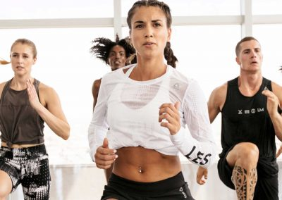 Fit for summer: trainen in groep