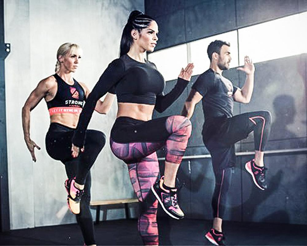 Groepsles STRONG-by-Zumba-Virtual-1 - The Vibe